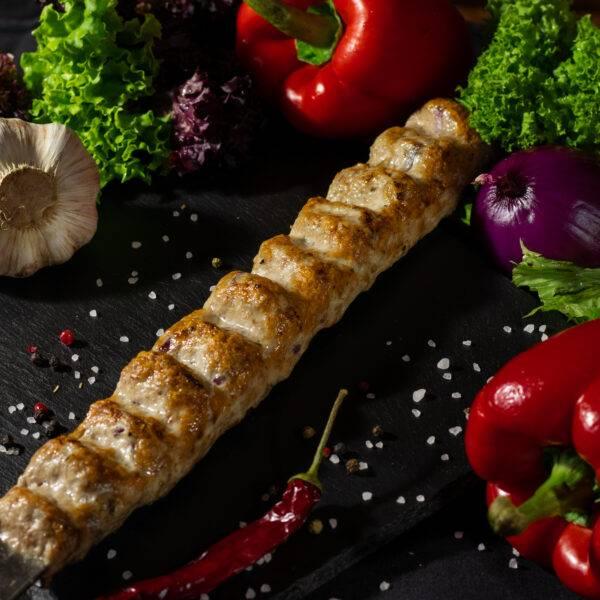 люля-кебаб из свенины