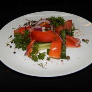 салат овощьной