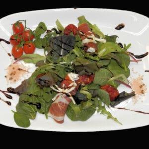 салат гламурный