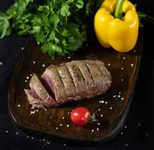 стейк из телятины