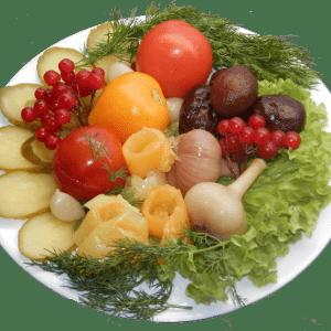 Овощи маринованные